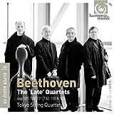 Tokyo String Quartet: Die Späten Streichquartette (Audio CD)