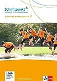 Schnittpunkt Mathematik - Differenzierende Ausgabe für Baden-Württemberg / Arbeitsheft mit Lösungsheft und Lernsoftware 8. Schuljahr