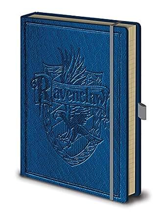 Official Harry Potter Ravenclaw House Crest Premium Hardback Notebook Journal