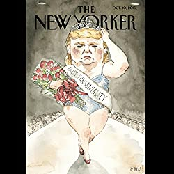 The New Yorker, October 10th 2016 (Larissa MacFarquhar, Nathan Heller, Vinson Cunningham)