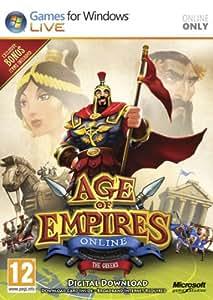 Age of Empires: Online (PC CD) [Importación inglesa]