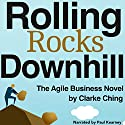 Rolling Rocks Downhill: The Fastest, Easiest, and Most Entertaining Way to Learn Agile and Lean Hörbuch von Clarke Ching Gesprochen von: Paul Kearney