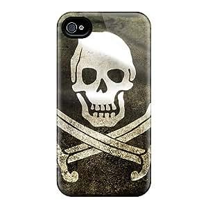 New Hard Cases Premium Iphone 6 Skin Cases Covers(pirate Flag)