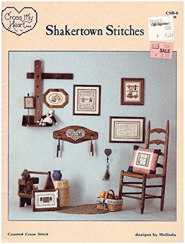 (Shakertown Stitches (Cross Stitch Samplers))