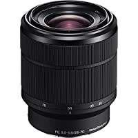 Sony 28-70mm F3.5-5.6 FE OSS Interchangeable Standard Zoom Lens (Certified Refurbished)