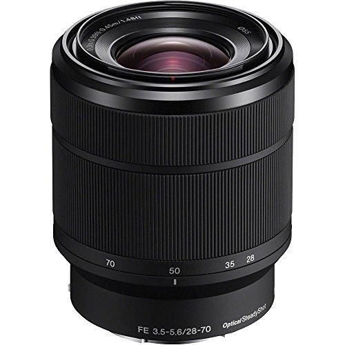 Sony 28-70mm F3.5-5.6 FE OSS Interchangeable Standard Zoom Lens (Renewed)