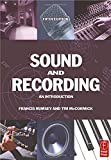 img - for Sound and Recording: An Introduction (Music Technology) book / textbook / text book