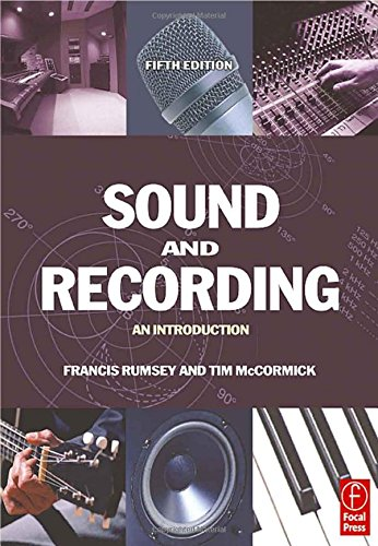Sound and Recording: An Introduction, 5/e-cover