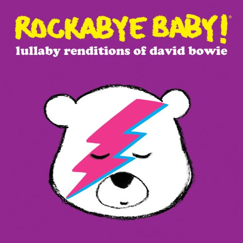 Amazon.com: Lullaby Renditions Of David Bowie: Rockabye Baby!: MP3 ...