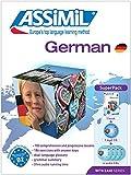 German Super Pack - 1 Book + 1 MP3 CD + 4 Audio CDs (German Edition)