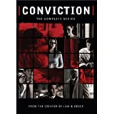 Conviction: The Complete Series by Universal Studios by Norberto Barba
