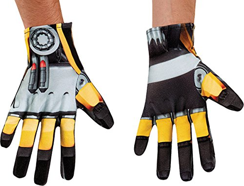 Bumblebee Gloves Costume Accessory (Homemade Bumble Bee Costume For Adults)