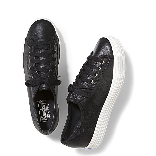 Keds Triple Kick Metallic Suede - Metallic Suede Sneakers