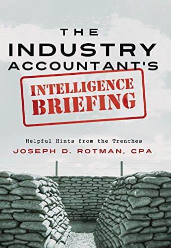 Download The Industry Accountant's Intelligence Briefing: Helpful Hints from the Trenches Pdf