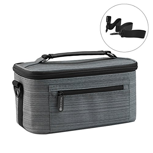VR Headset Carrying Bag For Samsung Galaxy Gear VR, Oculus Rift VR, Pasonomi VR, SARLAR, Anpow, BlitzWolf, ETVR, SIDARDOE, QERY and more / VR Glasses and Accessories Storage Case