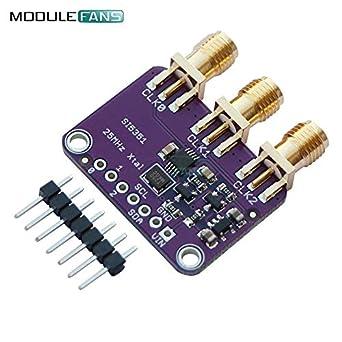 CJMCU 5351 Si5351A Si5351 Clock Signal Generator Breakout Board for