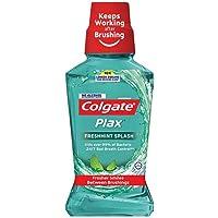 Colgate Plax Mouthwash, Freshmint, 250ml
