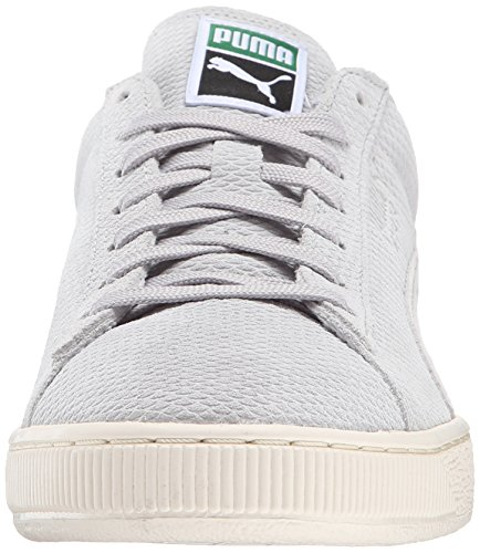 PUMA Mens Suede Classic and Mod Heritage Sneaker Grey z6Sext
