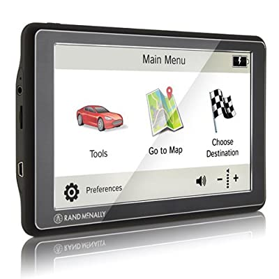 Rand McNally Road Explorer 7 GPS Device, With Advanced Lane Guidance and Lifetime Maps Updates