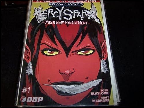 Mercy Sparx Under New Management 1 Free Comic Book Day Josh Blaylock Matt Merhoff Amazon Com Books Devil's due explores the armenian genocide in operation nemesis. amazon com
