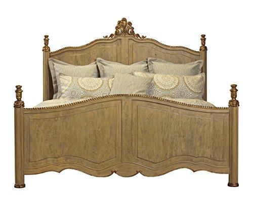 French Heritage Surene Bed, King, Vintage Smokehouse Finish