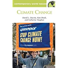 Climate Change: A Reference Handbook (Contemporary World Issues)