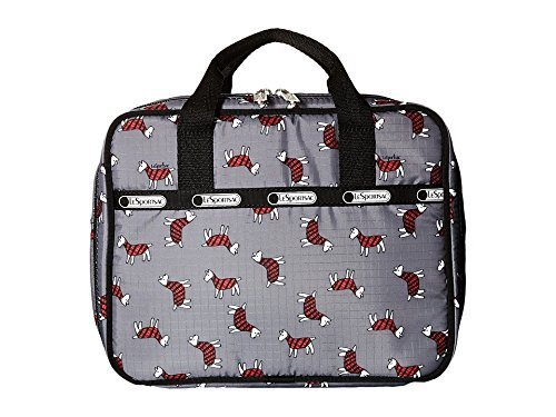 LeSportsac Luggage Lunch Box Terrier Toss One Size