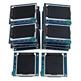 Mxfans 20Piece 128X160 Pixels LCD Module Display 1.8'' Serial 262K Screen PCB Adapter