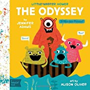 The Odyssey: A BabyLit® Monsters Primer (BabyLit Primers)