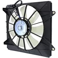 MAPM Premium ACCORD 08-12 A/C CONDENSER FAN SHROUD ASSEMBLY, RH, 4 Cyl Eng., Denso Brand
