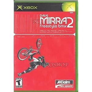 Dave Mirra Freestyle BMX 2 - (Xbox)