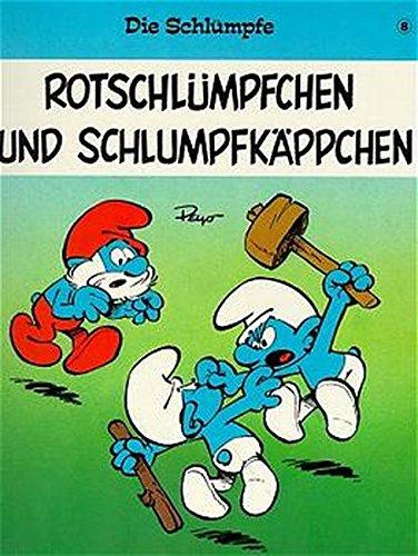 Die Schlümpfe, Bd.8, Rotschlümpfchen und Schlumpfkäppchen (Schlümpfe, Die, Band 8) Taschenbuch – 15. Februar 2001 Peyo Die Schlümpfe Carlsen 3551729387