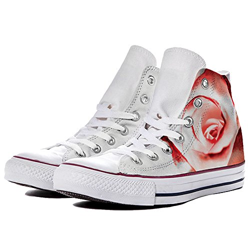 Sneaker Scarpe Converse Personalizzate Light Rose by YourStyle