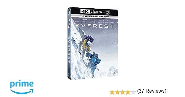 Everest (Blu-Ray 4K Ultra HD+Blu-Ray) [Blu-ray]: Amazon.es ...