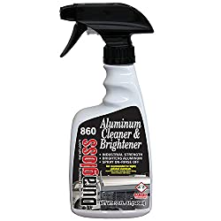 Duragloss 860 Automotive Aluminum Cleaner & Brightener, 32 Fl. Oz, 1 Pack
