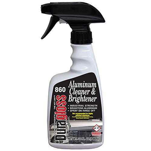 Duragloss 860 Automotive Aluminum Cleaner and Brightener, 32. Fluid_Ounces