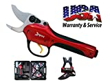 Zenport EP3 ePruner 1.5-inch Cut Battery Powered Electric Pruner