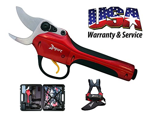 Zenport EP3 ePruner 1.5-inch Cut Battery Powered Electric Pruner (Electric Pruning Shears)