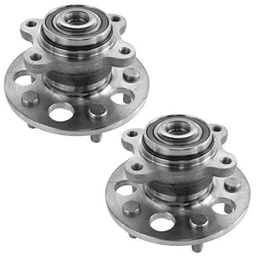 Wheel Bearing & Hub Rear Pair for Honda (Honda Civic Bearings)