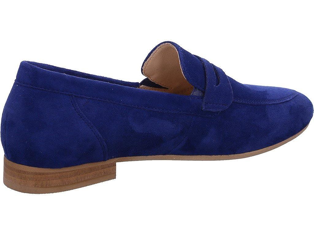 Gabor Damen Slipper Slipper Damen Slipper 82444-46 blau 442033 Blau a2c791