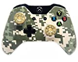 ''Digital Army'' Xbox One Custom UN-MODDED Controller Real Shot Gun Shell Exclusive Design