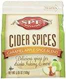 Aspen Mulling Cider Spice 3 Pack - Original Spice Blend - Qty of 3, 5.65 oz. Cartons (Caramel Apple)