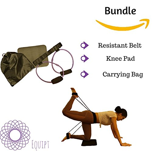 Costumes That Start With K (Booty Resistance Band Belt for Powerful Fitness Butt Workout And Used For Jumping, Sprinting , Agility Training And Comes With Bundle)