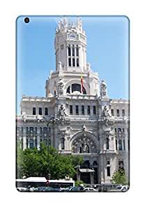 Forever Collectibles Madrid City Hard Snap-on Ipad Mini/mini 2 Case by icecream design