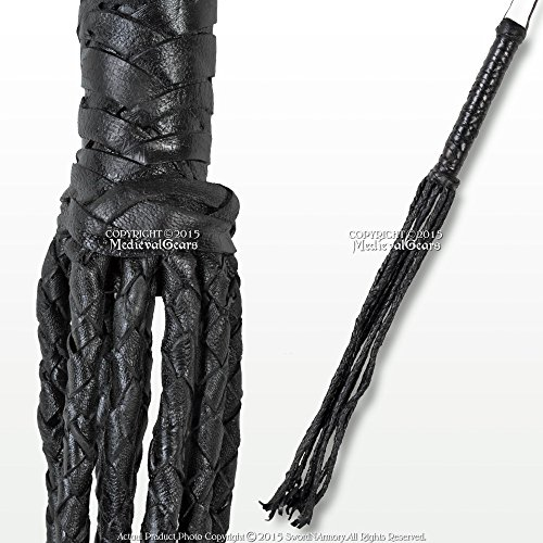 Cat O Nine Tail Whip (Medieval Gears Brand 24