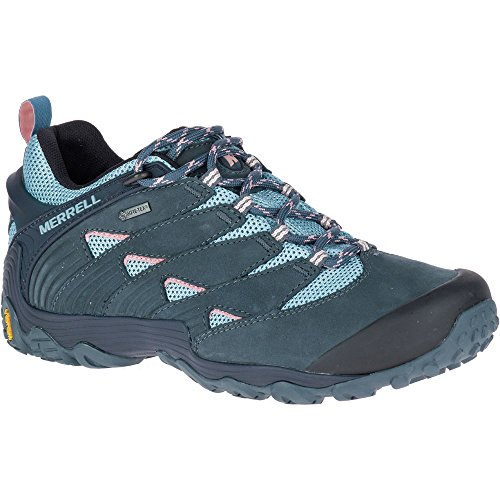Merrell Womens/Ladies Chameleon 7 GTX Waterproof Walking Hiking Shoes Slate