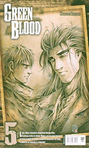 Green Blood - Volume 5