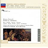 Purcell - Dido & Aeneas / Bott, Kirkby, Ainsley, Thomas, AAM, Hogwood