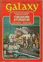 GALAXY Science Fiction: January, Jan. 1973…