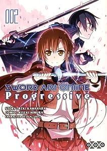 """Afficher """"Sword art online, progressive n° 2 Sword art online (tome 2)"""""""